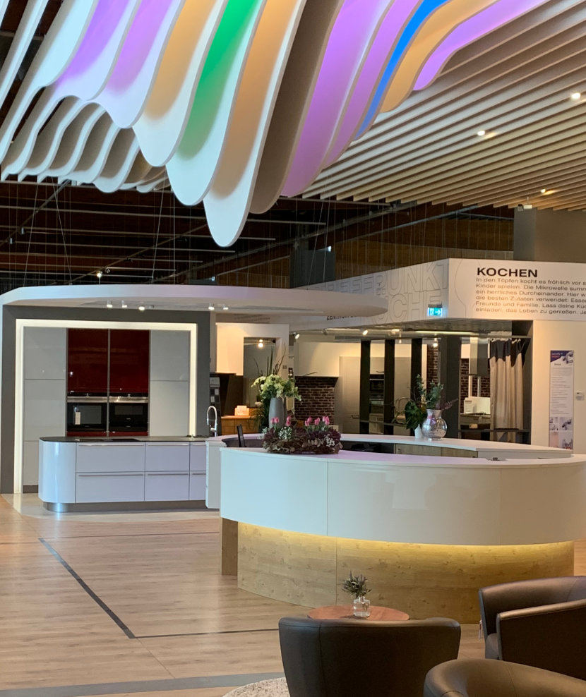 Eingangsbereich Fachwerk Münsterland Küchenland
